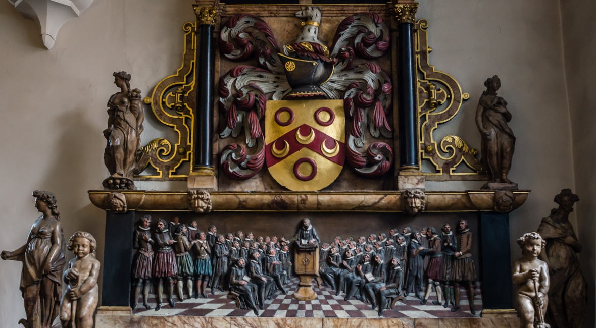 The Charterhouse width=