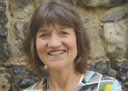 Ann Kenrick OBE