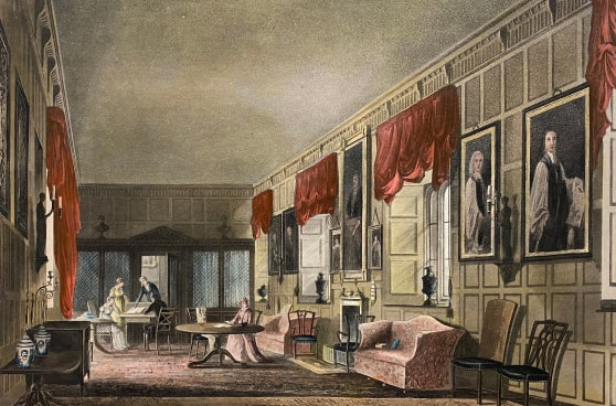1816 - The Long Gallery