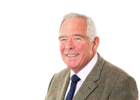 Peter Hodgson CBE FCA DL
